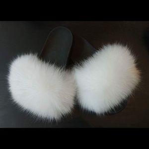 White Fox slides